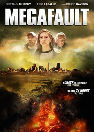 Megafault - Official DVD Cover