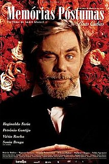 <i>Memórias Póstumas</i> 2001 film by André Klotzel
