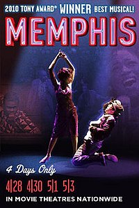 Memphis: Direct from Broadway