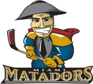 Miami Matadors - Image: Miami Matadors