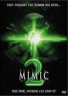 <i>Mimic 2</i> 2001 science fiction horror film by Jean de Segonzac