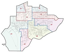 Mpdc first district map