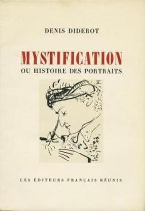 Mystification (Diderot) - 1954 second printing