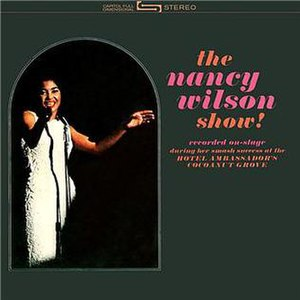 The Nancy Wilson Show! - Image: Nancyshow