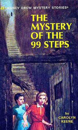 The Mystery of the 99 Steps - Image: Ndtmotnnsbkcvr