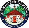 Official seal of Newtown Township