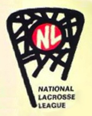 National Lacrosse League (1974–75) - Image: Nll (1974 75) logo