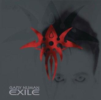 Exile (Gary Numan album) - Image: Numanexile