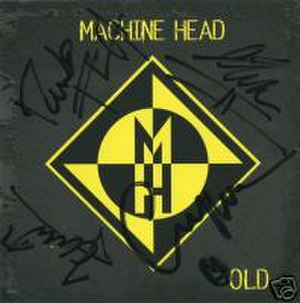Old (song) - Old promo single cover, Autographed.