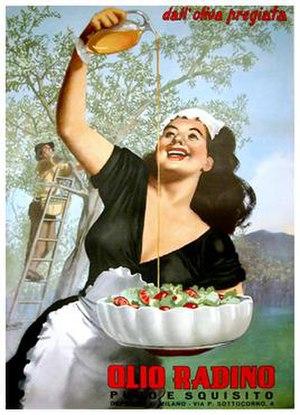 Gino Boccasile - Poster by Gino Boccasile – (1950)