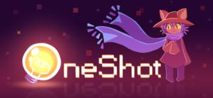 OneShot (video game) - Cover art for OneShot
