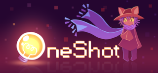<i>OneShot</i> 2016 indie puzzle/adventure video game with metafictional elements