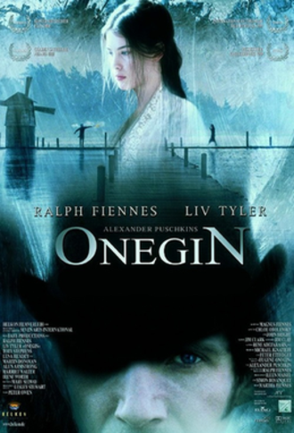 Onegin (film) - Theatrical release poster