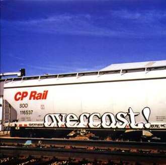 Overcast! (EP) - Image: Overcastep