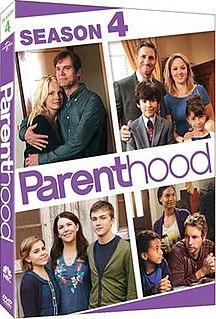 <i>Parenthood</i> (season 4) season of television series