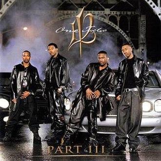 112 (band) - Part III (2001)