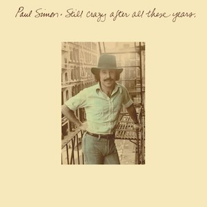 Still Crazy After All These Years - Image: Paul Simon Still Crazy After All These Years Cover