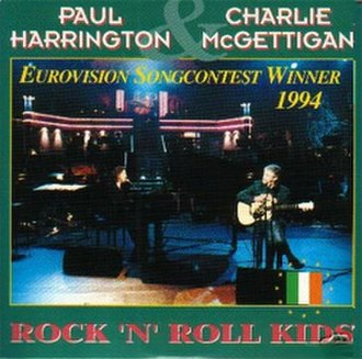 Rock 'n' Roll Kids - Image: Paul Harrington & Charlie Mc Gettigan Rock 'n' Roll Kids