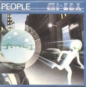 People (Mi-Sex song) - Image: People by Mi Sex single