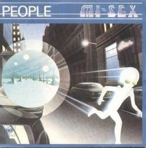 People (Mi-Sex song) - Image: People by Mi Sex single