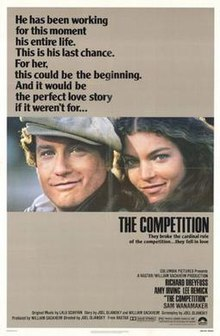 Poster of the movie The Competition.jpg