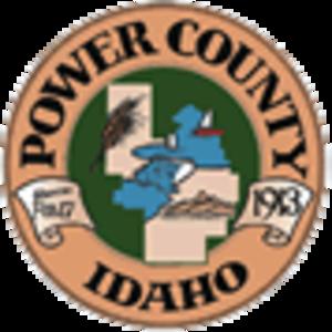 Power County, Idaho - Image: Power County, Idaho seal