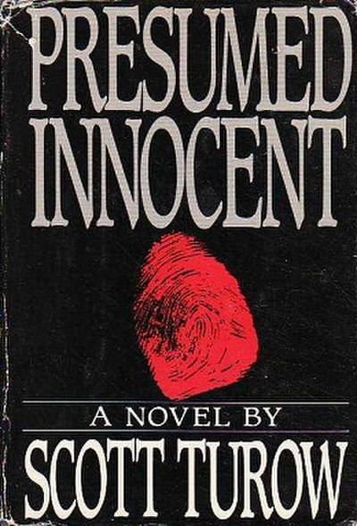 Picture of a book: Presumed Innocent