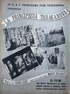 <i>Princess Tarakanova</i> (1938 film)