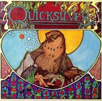 Quicksilver (album) - Image: Quicksilver Album