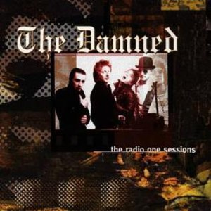 The Radio One Sessions (The Damned album) - Image: Radio One Sessions (The Damned)