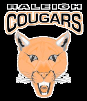 Raleigh Cougars - Image: Raleigh Cougars logo