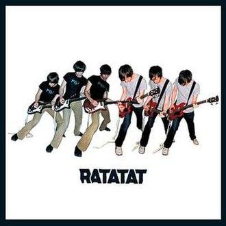 Ratatat (album) - Image: Ratatatcover