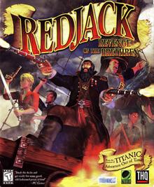 Redjack: Revenge of the Brethren - Wikipedia