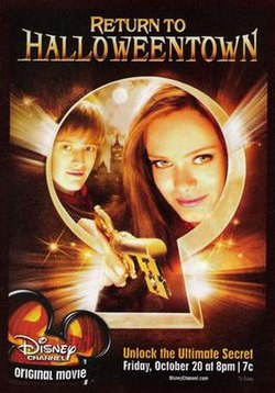 Return to Halloweentown - Wikipedia