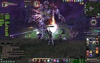 Rift (video game) - Gameplay screenshot