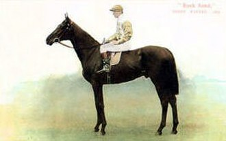 Sir James Percy Miller, 2nd Baronet - Rock Sand, Derby winner 1903