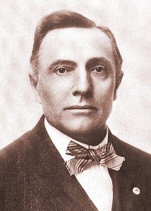 Brotherhood of Railway Carmen - Frank L. Ronemus, Sr. (1859-1920), a founder and head of the Brotherhood of Railway Carmen.
