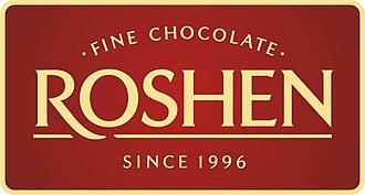 Roshen - Image: Roshen