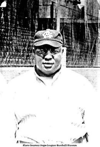Baseball color line - Rube Foster