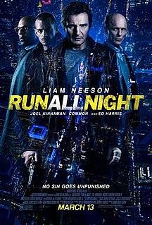 <i>Run All Night</i> (film) 2015 American film