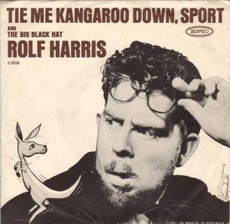 Tie Me Kangaroo Down, Sport - Image: S75079