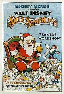 <i>Santas Workshop</i> (film) 1932 film