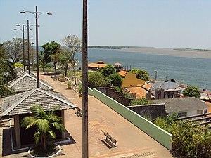 Santarém, Pará - Mirante do Tapajós Square