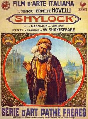 Shylock - 1911 Italian-French film.