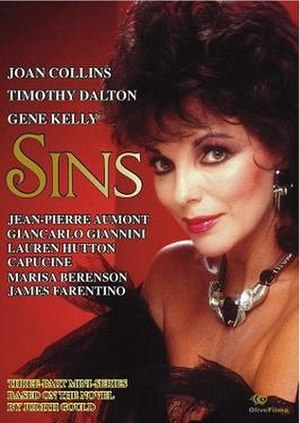 Sins (miniseries) - 2011 DVD cover