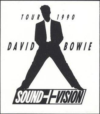 Sound+Vision Tour - Image: Sound+Vision Tour 1990