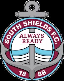 South Shields F.C. Association football club in England