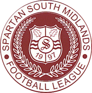 Spartan South Midlands Football League - Image: Spartan South Midlands Football League logo