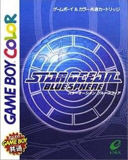 <i>Star Ocean: Blue Sphere</i> video game