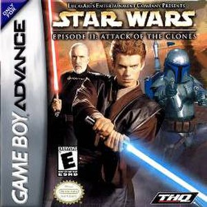 Star Wars: Episode II – Attack of the Clones (video game)